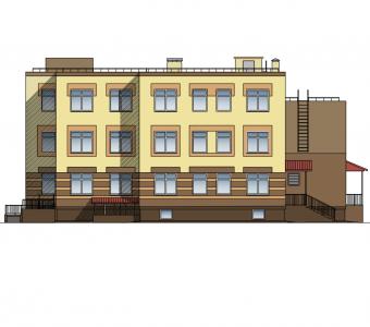 Автоматизация, диспетчеризация и противопожарная защита в здании ДОУ на 180 мест