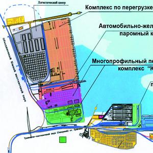АОВ и АППЗ в здании пункта охраны