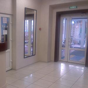 Автоматизированная система управления вентиляцией медицинского центра