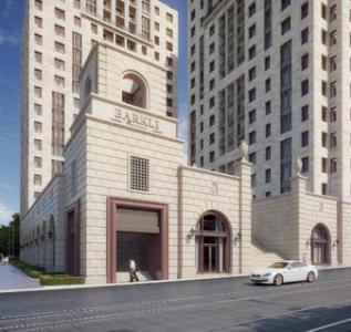 Сети связи и пожарной безопасности жилого комплекса