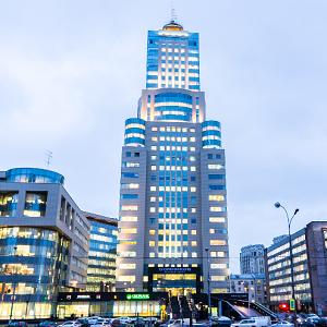 СКУД и АУПТ офисных помещений бизнес-центра