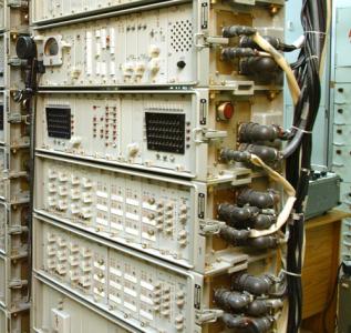 Кондиционирование узлов связи сети передачи данных