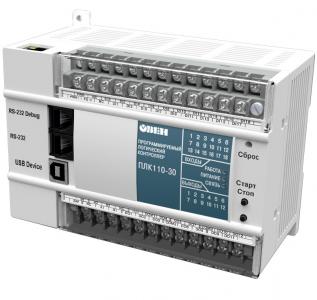 Программирование ОВЕН ПЛК110 и панели ИП320