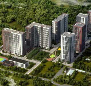 Автоматизация инженерных систем жилого комплекса