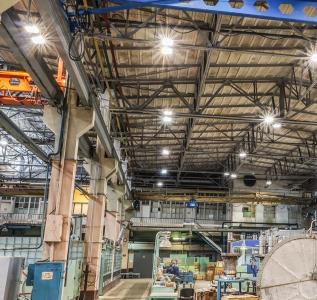 Сети связи и автоматики производственного здания