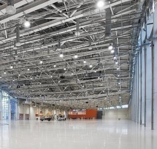 Обследование систем автоматизации и диспетчеризации выставочного павильона