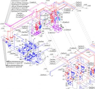 Автоматизация, диспетчеризация и электроснабжение ИТП