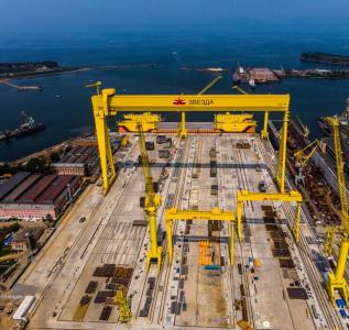 Автоматизированная система диспетчеризации инженерного оборудования цехов судостроительного комплекса