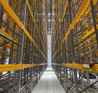 Комплексная автоматизация инженерных систем складского комплекса
